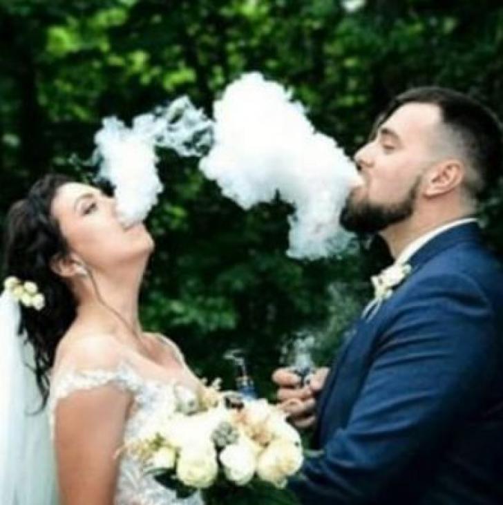 Noul trend bizar al cuplurilor la nunți