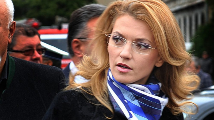"Alina Gorghiu: ""Drăghici la AEP, un fel de lup paznic la oi"""