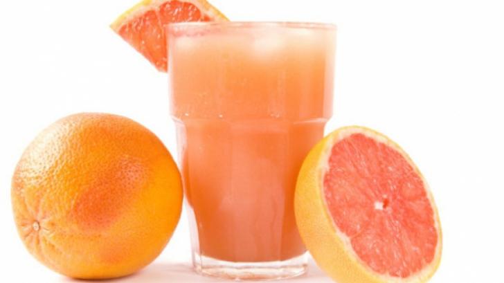 Dieta-minune cu grepfruit şi miere. Efectele se văd imediat