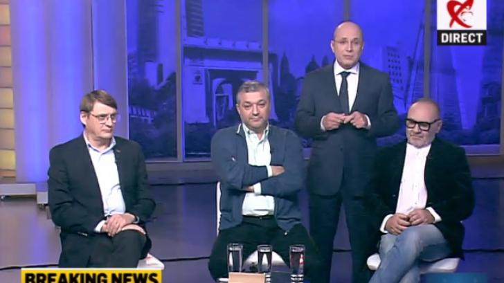 Cozmin Guşă, debut ca moderator la Realitatea TV, cu emisiunea România 2019