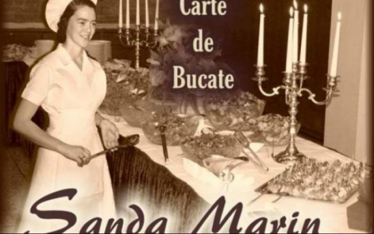 Zece secrete culinare ale Sandei Marin, cea mai cunoscută bucătăreasă din România