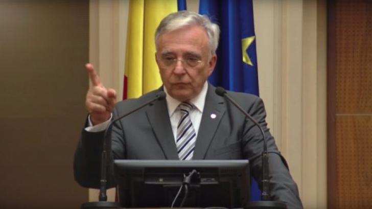 Isărescu, comentarii savuroase pe marginea ROBOR