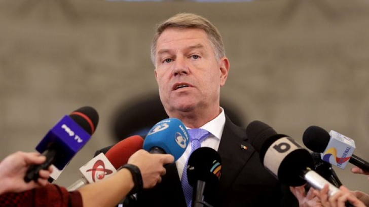 Iohannis participă, miercuri, la bilanțul Ministerului Public