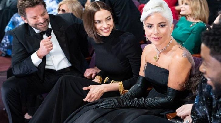 Irina Shayk, gest neaşteptat după ce Lady Gaga și Bradley Cooper au cântat împreună
