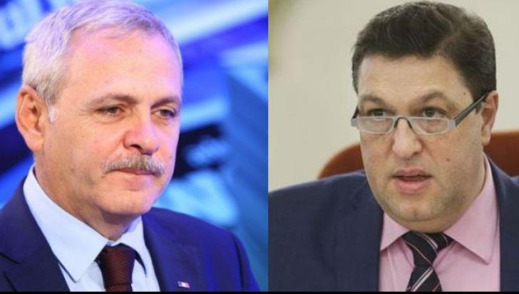 Dragnea si Serban Nicolae, atac la aurul tarii