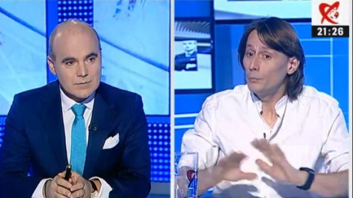 Marius Manole, la Jocuri de Putere, cu Rareș Bogdan