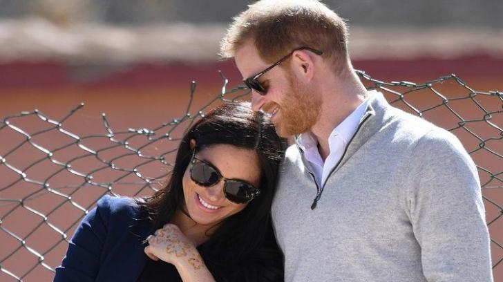 Meghan Markle și Prințul Harry au confirmat sexul bebelușului