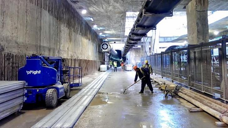Bani de la UE pentru Magistrala 6 de metrou