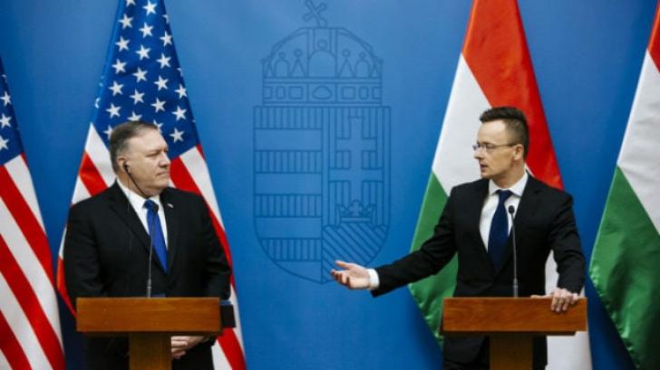 Ministrul ungar de externe a solicitat ca Exxon-Mobile să ia o decizie și să demareze exploatarea de gaze din România