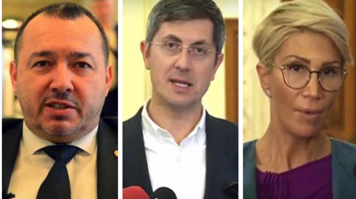 """PSD pune mitraliera pe USR, cu initiativa """"Fără penali"""""""