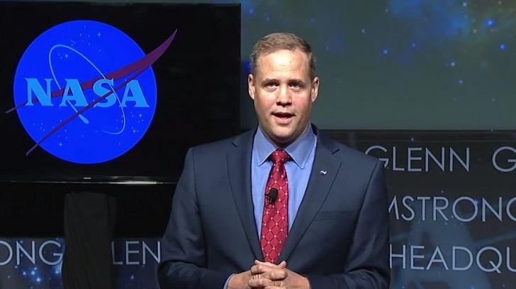 Jim Bridenstine, șeful NASA