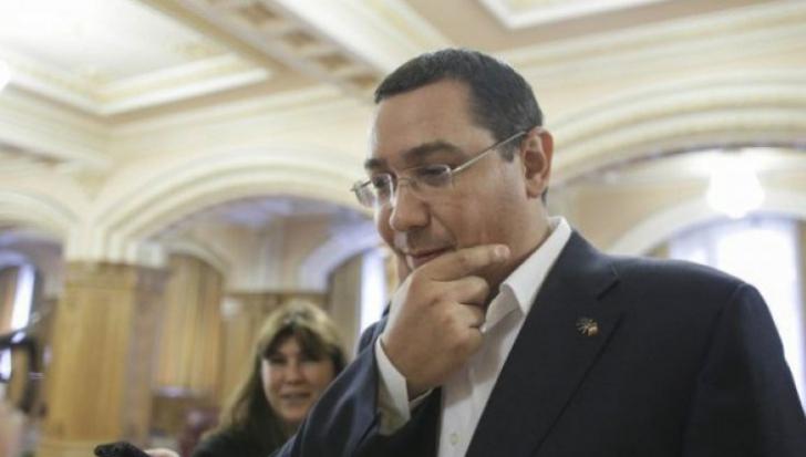 Ponta a făcut anunțul! Cine deschide lista Pro Romania la europarlamentare?