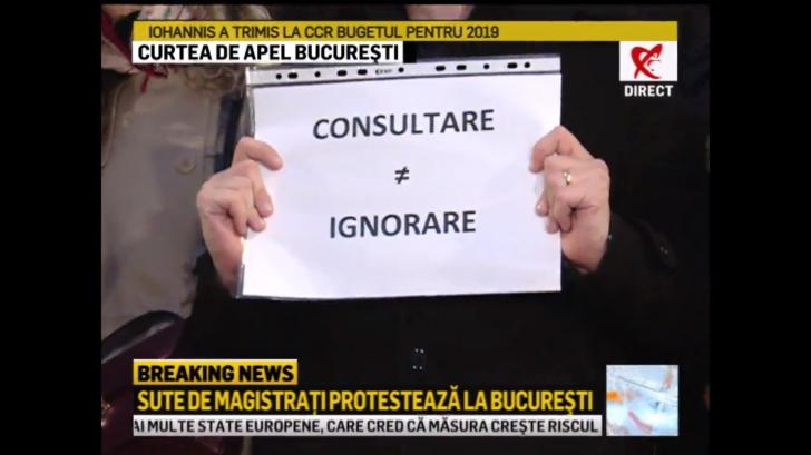 <p>Protest magistrati</p>