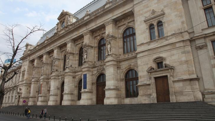 Proteste magistrați - Palatul de Justiție