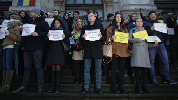 Magistrații resping negocierile lui Dăncilă: Singura soluție, abrogarea imediată a OUG