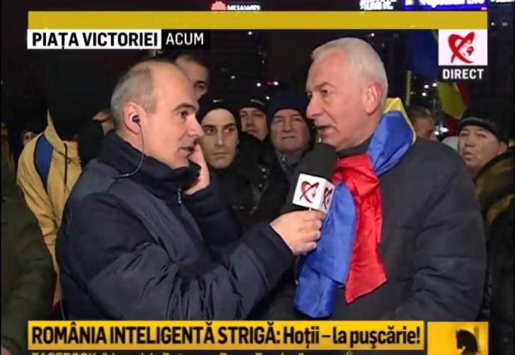 Proteste, 24 februarie | Realitatea TV, postul care a oferit informații în timp real și imagini LIVE