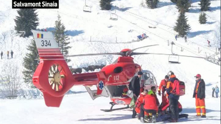 Accidente grave pe munte