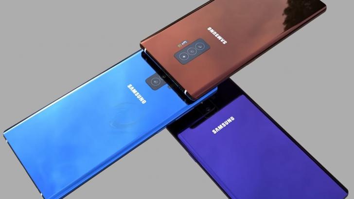 Samsung Galaxy S10! Imagini LIVE de la cel mai așteptat telefon al momentului. Ce aduce nou