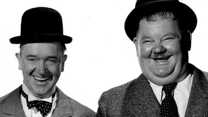 Stan şi Bran. Cum au îmbătrânit cei doi comici legendari VIDEO
