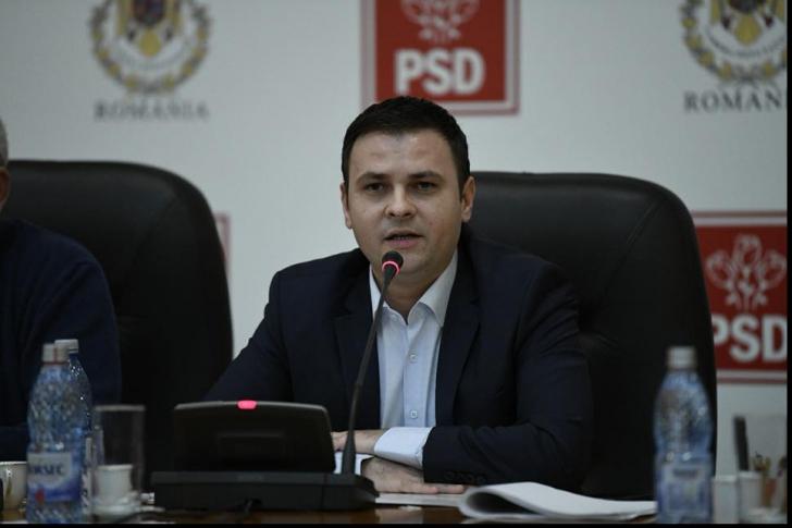 Daniel Suciu, prima declarație după nominalizarea la Ministerul Dezvoltării