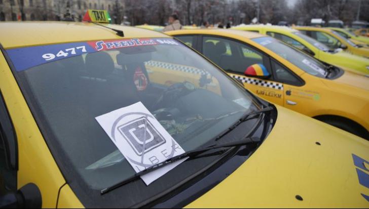 Un nou protest al transportatorilor. Capitala, blocată