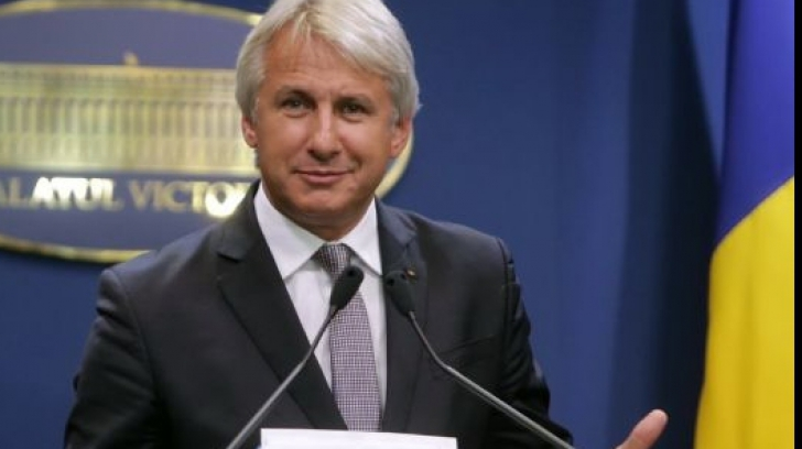 Teodorovici, conferință după adoptarea bugetului