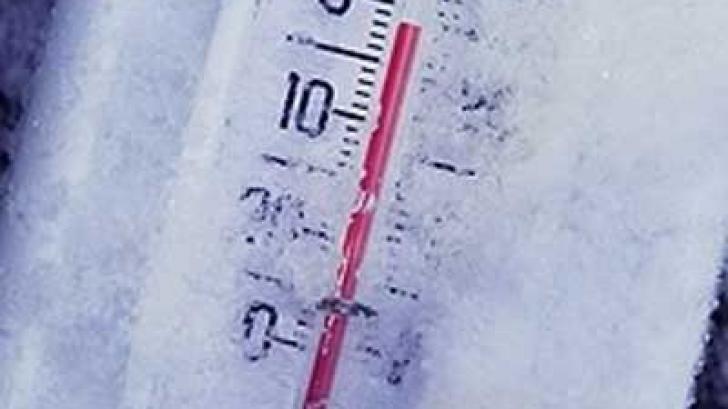 Capitala sub avertizare meteo. Temperaturi extreme