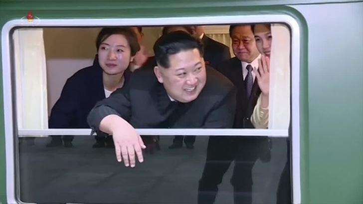 Kim Jong un a ajuns în Vietnam