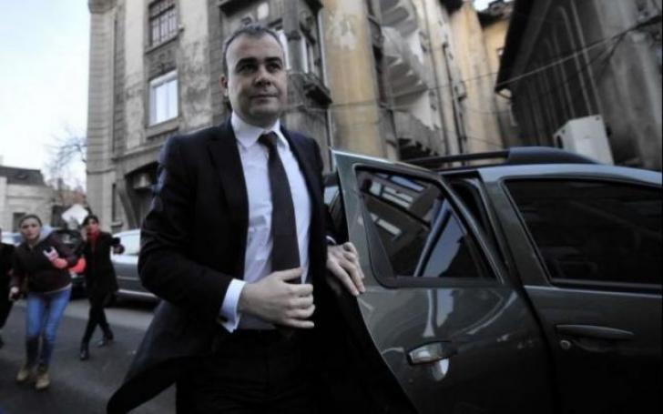 <p>Darius Valcov, amendat de Poliția Rutieră cu 1.300 lei</p>