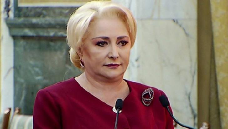 Anunț făcut de Guvernul României despre Viorica Dăncilă