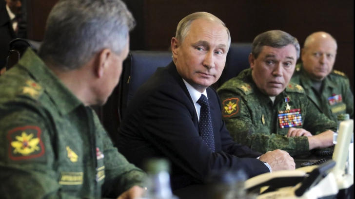 Vladimir Putin, discurs în Duma rusească - ora 13.00