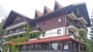 Hotelul Simonei Halep din Poiana Brașov
