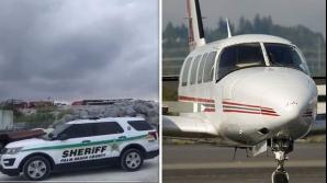 Avion prăbușit în Florida