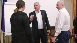 Liviu Dragnea amenință jurnaliștii că le retrage acreditarea la PSD