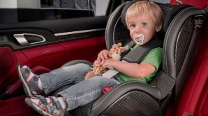 Greşeala pe care o fac toţi părinţii când aleg scaunul auto pentru copil
