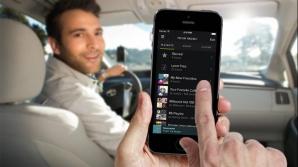 Uber și Spotify, mesaj comun