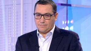 Ponta: La europarlamentare, oamenii pot să spună dacă sunt mulţumiţi de Dragnea sau dacă vor altceva