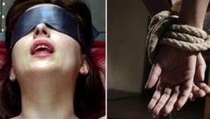 """A ajuns la spital, după ce a încercat să reproducă o scenă din """"50 Shades of Grey"""""""