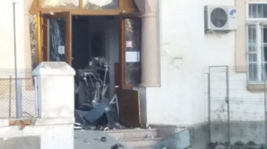 Jaf bancar nereușit la Brăila