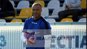 Adrian Ilie a marcat din pasa lui Nicolae Dica. Foto: Cristian Otoeanu