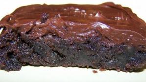 Cea mai sănătoasă negresă. Nu conţine zahăr şi are glazură de avocado