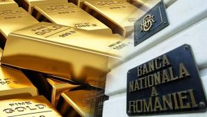 SOV despre aurul repatriat