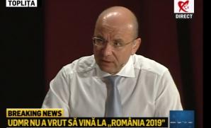 Cozmin Gușă, replică pentru Tudor Chirilă