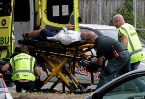 Atac armat în Noua Zeelandă