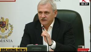 Liviu Dragnea, atac violent la Iohannis
