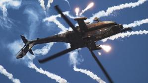 Accident aviatic grav, în județul Prahova: un elicopter s-a prăbușit / Foto: Arhivă