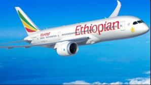 Avionul Boeing 737 Ethiopian Air, prăbușit