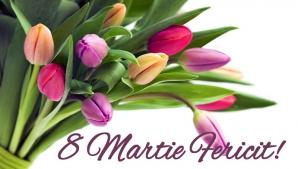 Felicitari 8 Martie Mesaje 8 Martie La multi ani de 8 Martie Ziua Femeii
