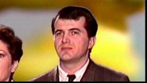 Florin Calinescu a recitat poezii patriotice la TVR despre Ceausescu