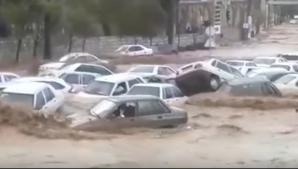Inundatii cumplite în IRAN